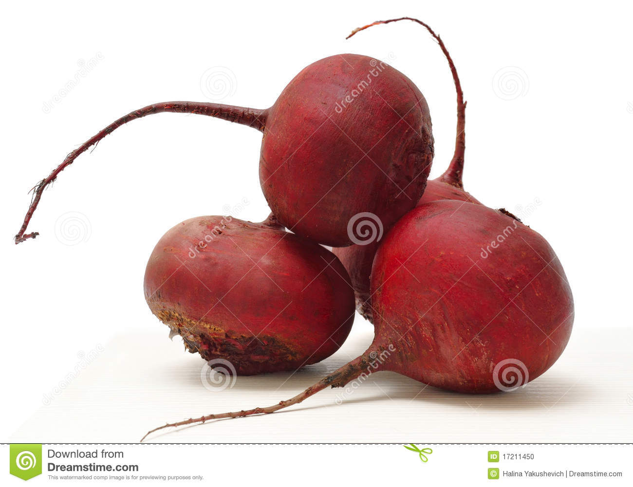 how to prepare red beets