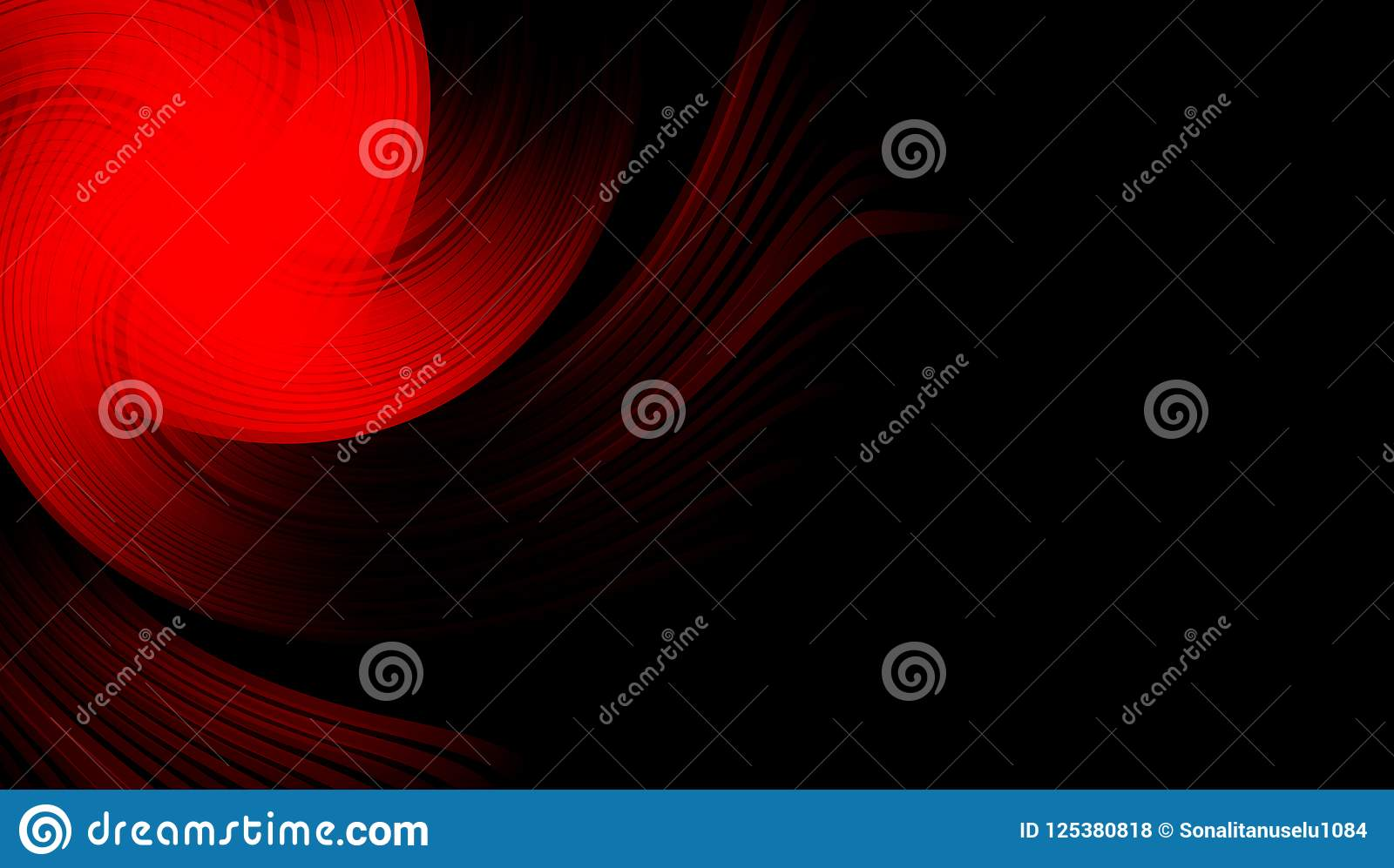 Red And Black Abstract Vector Shaded Background Wallpaper Illustration