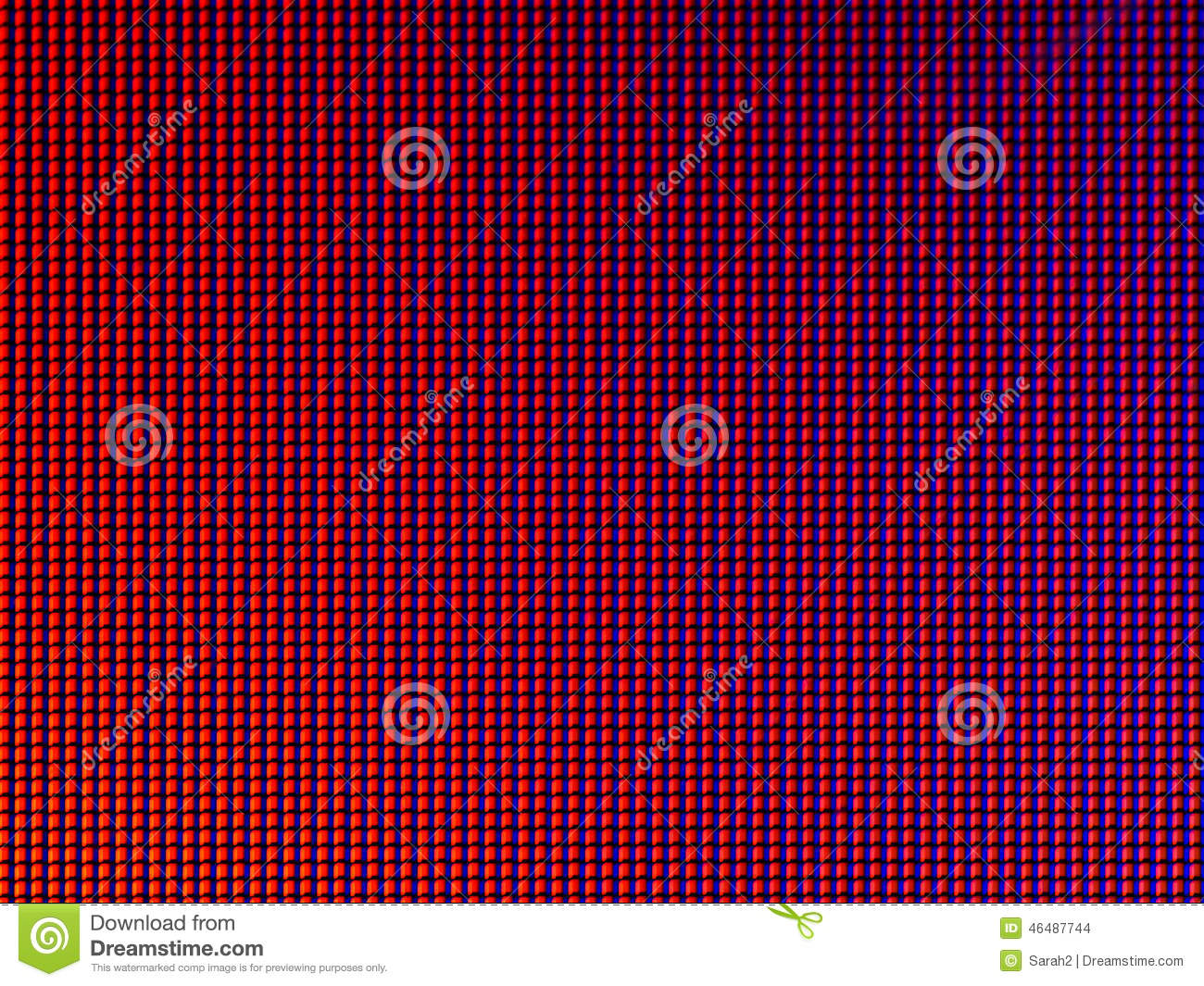 Red Blue And Black Dazzling Digital Background Stock Photo