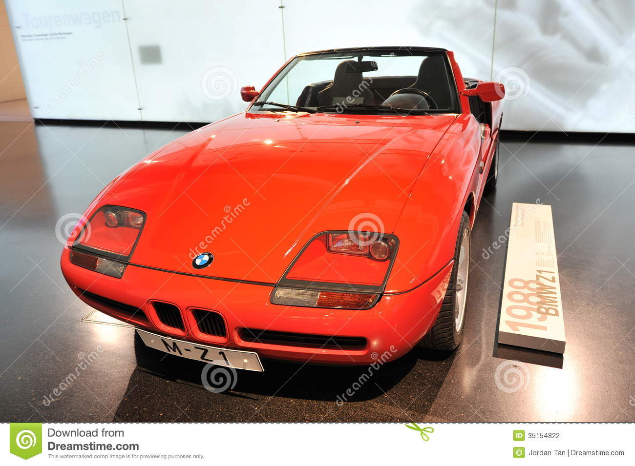 Bmw Z1 Red Bmw Z1 Roadster Cabrio 2 5l 06 92 Red