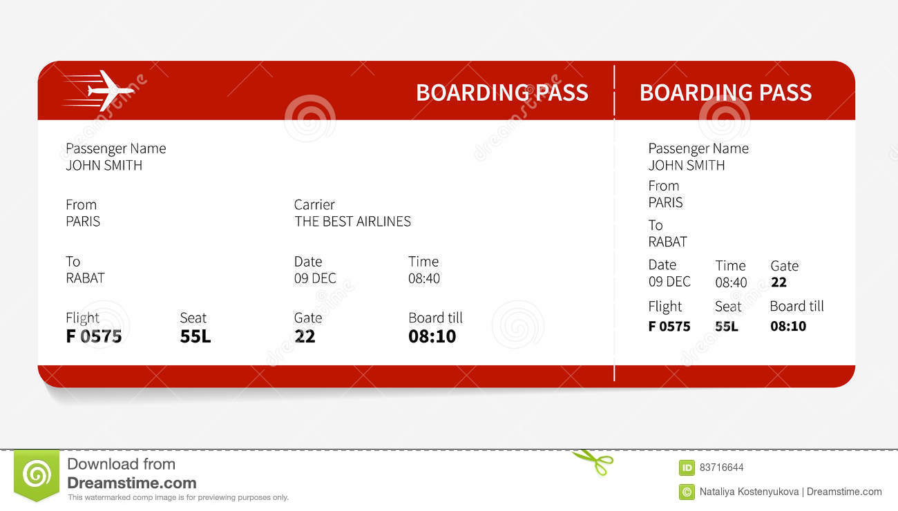 boarding pass sleeve template - boarding card template boarding pass invitation templates