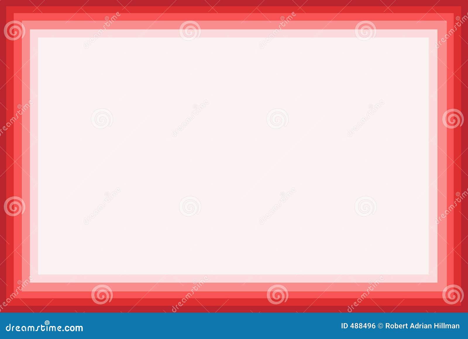 Red Border Stock Illustration Illustration Of Margin