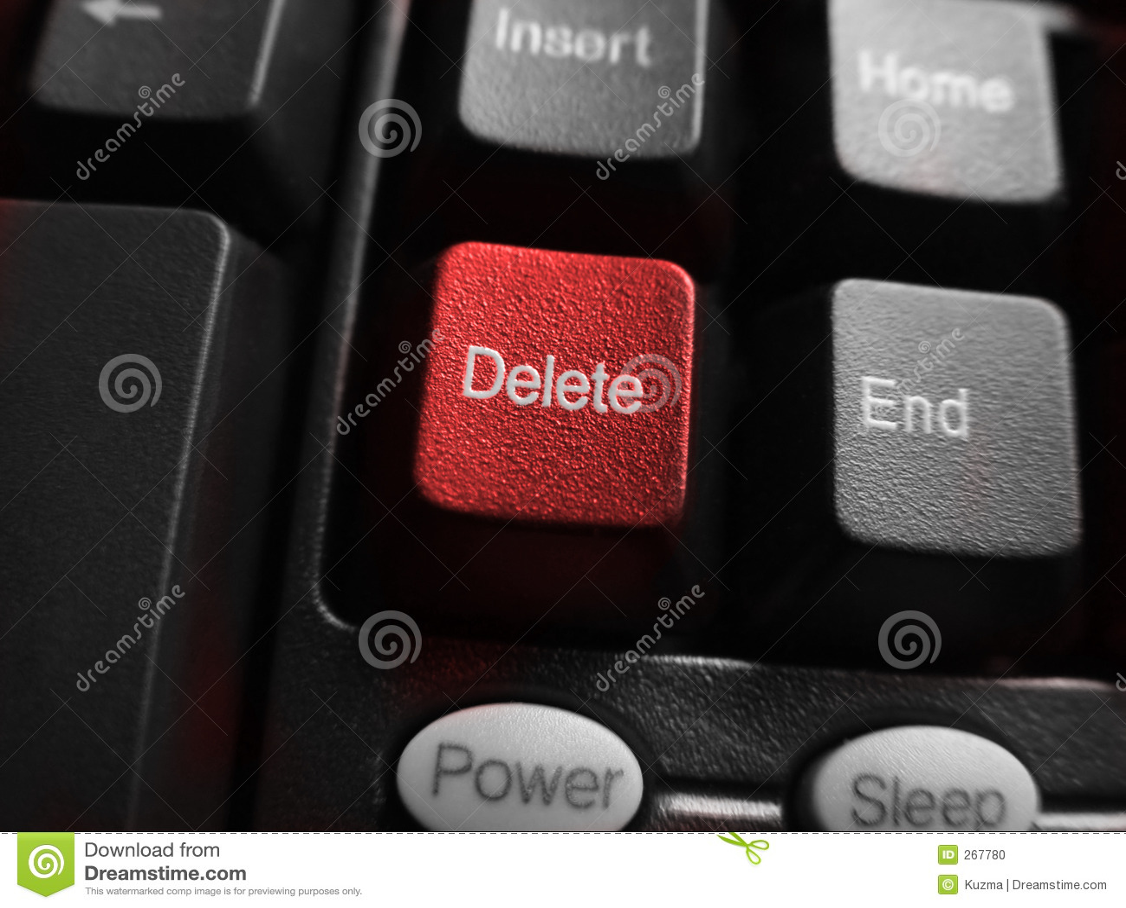 how to delete a macro