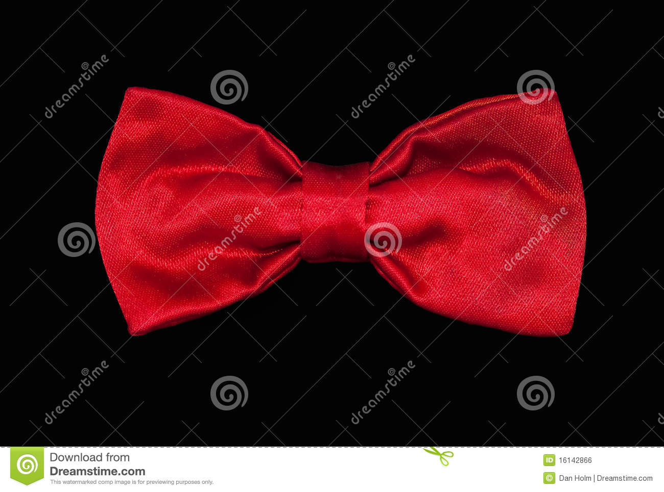 cfd10f4a Red Bow Tie stock photo. Image of clothes, accessory - 16142866