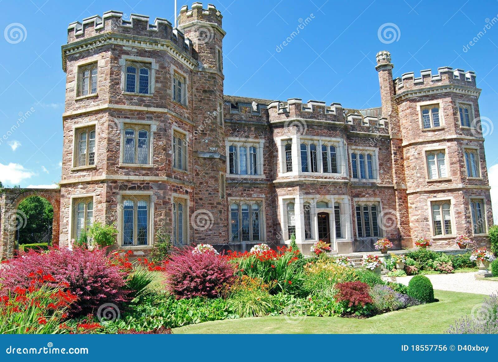 Red Brick Manor House Royalty Free Stock Image Image