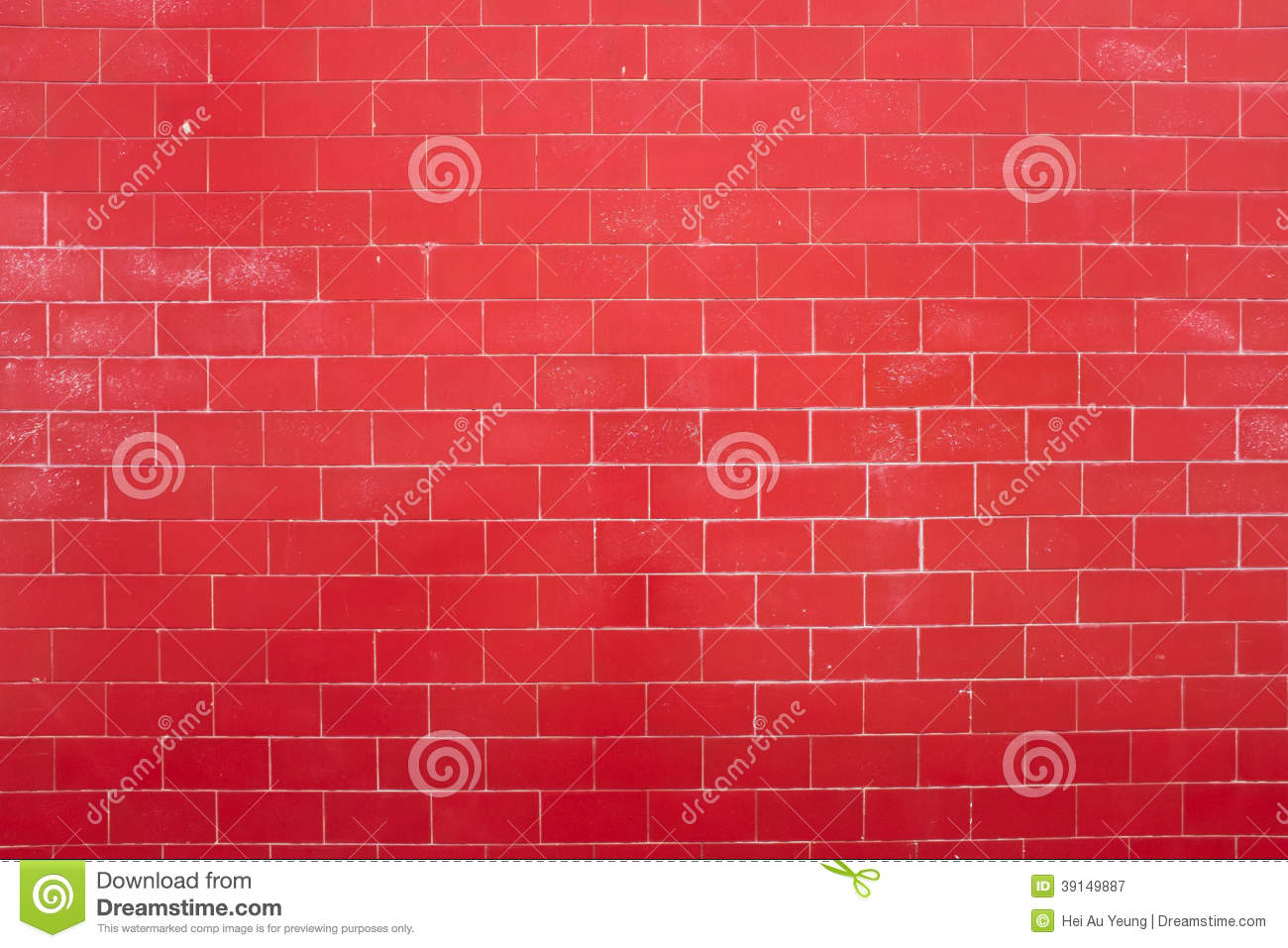 Old Red Brick Walls