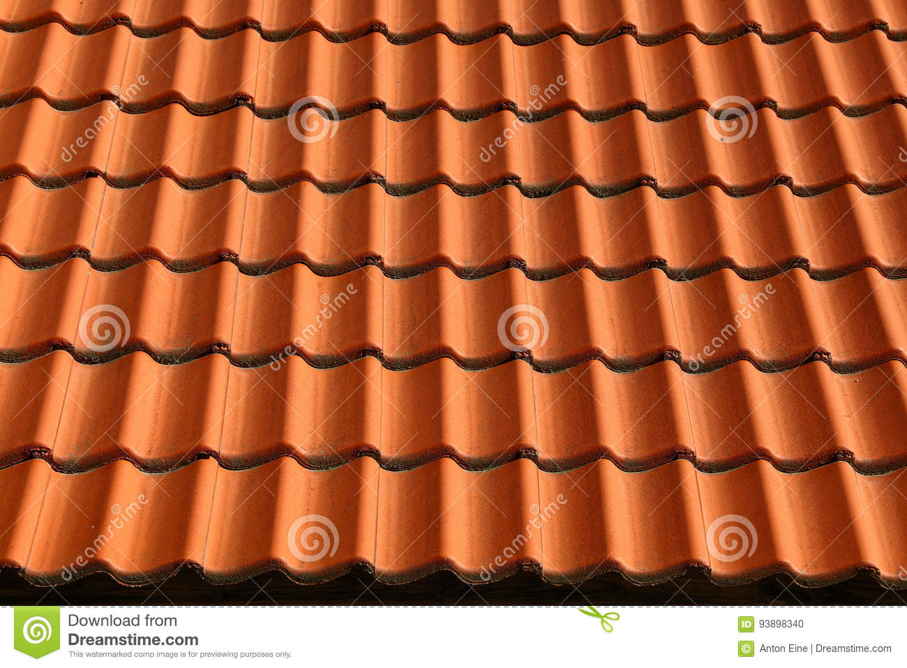 Red brown ceramic roof tiles pattern background stock photo image red brown ceramic roof tiles pattern background dailygadgetfo Image collections
