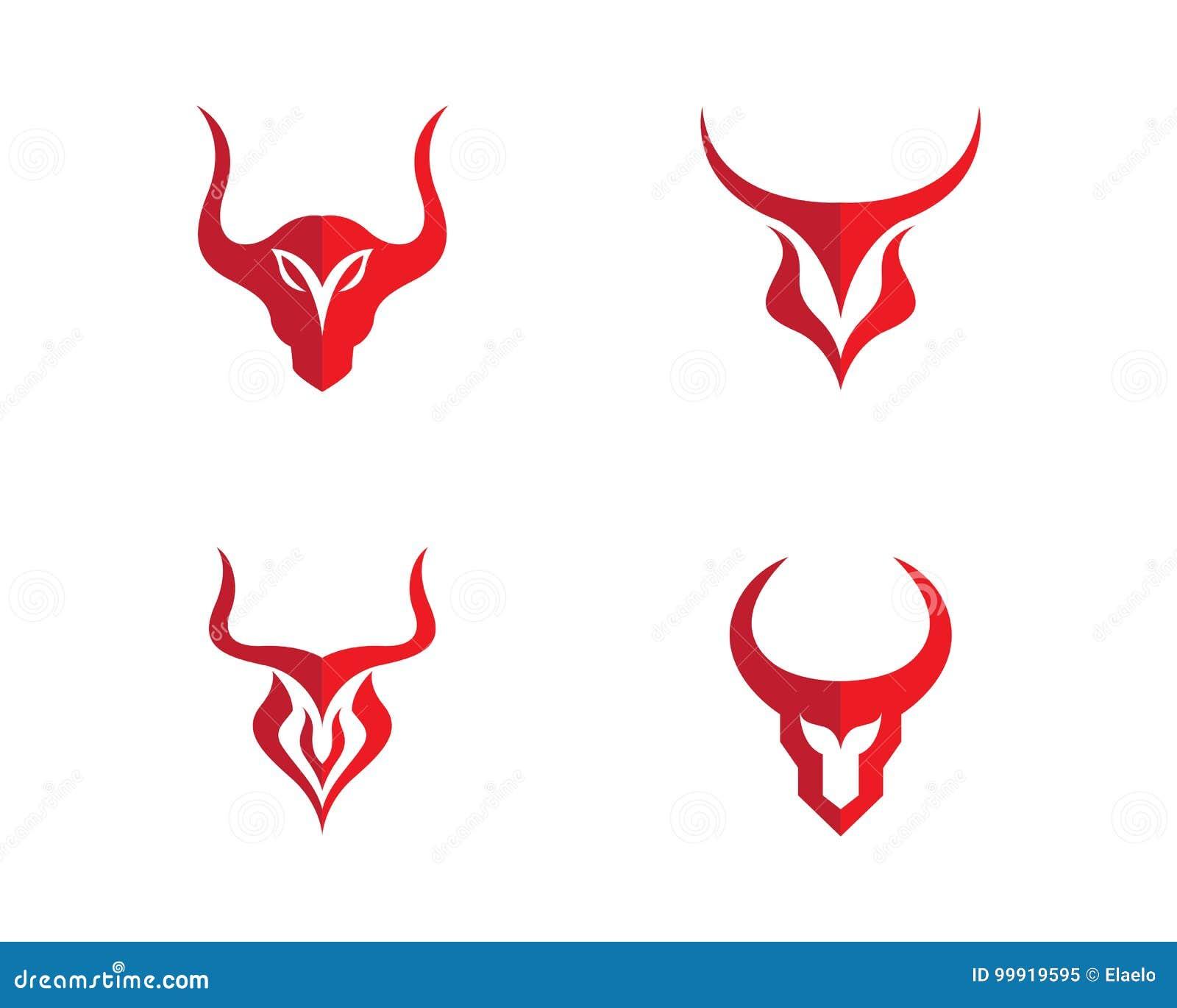 red bull taurus logo stock vector illustration of beast 99919595
