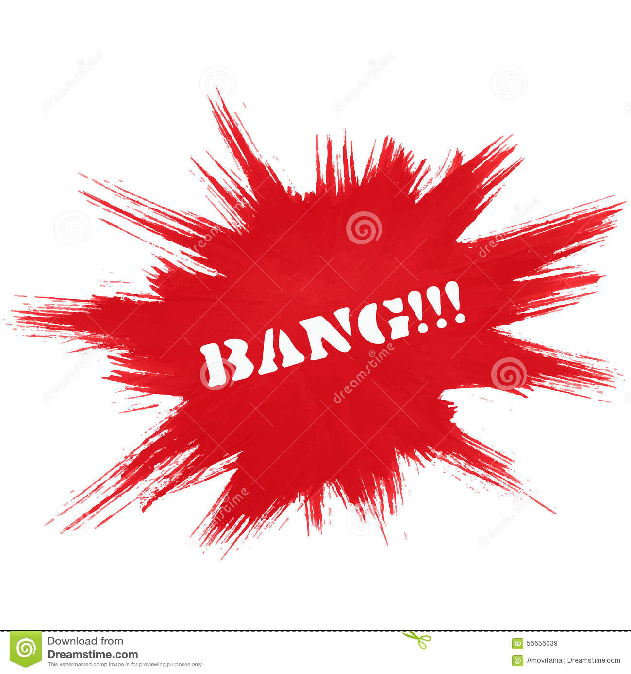 red burst background stock photo