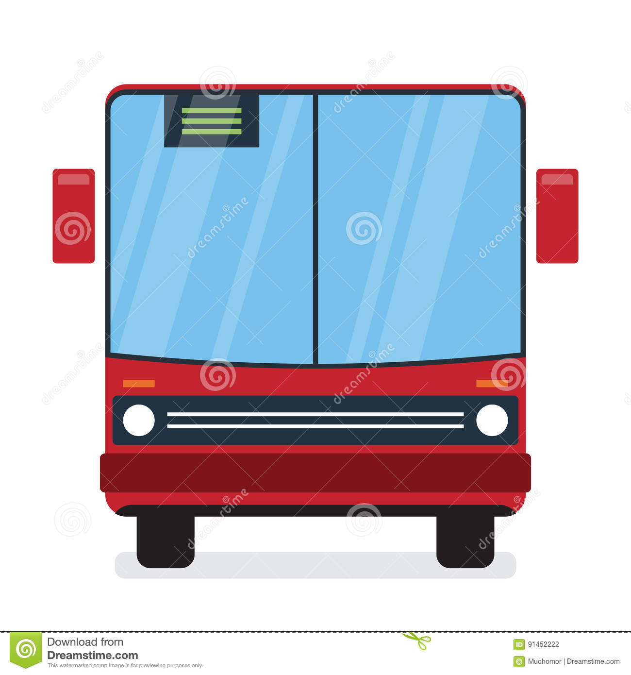 red bus mobile app