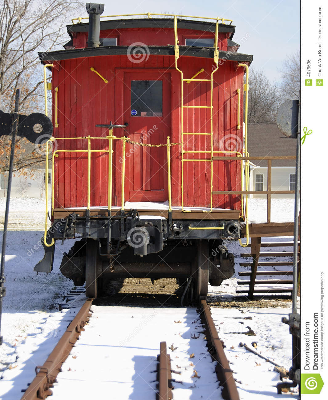 Red Caboose stock photo. Image of caboose, trim, station ... on train car house plans, railroad car home, passenger car house plans, freight car house plans,