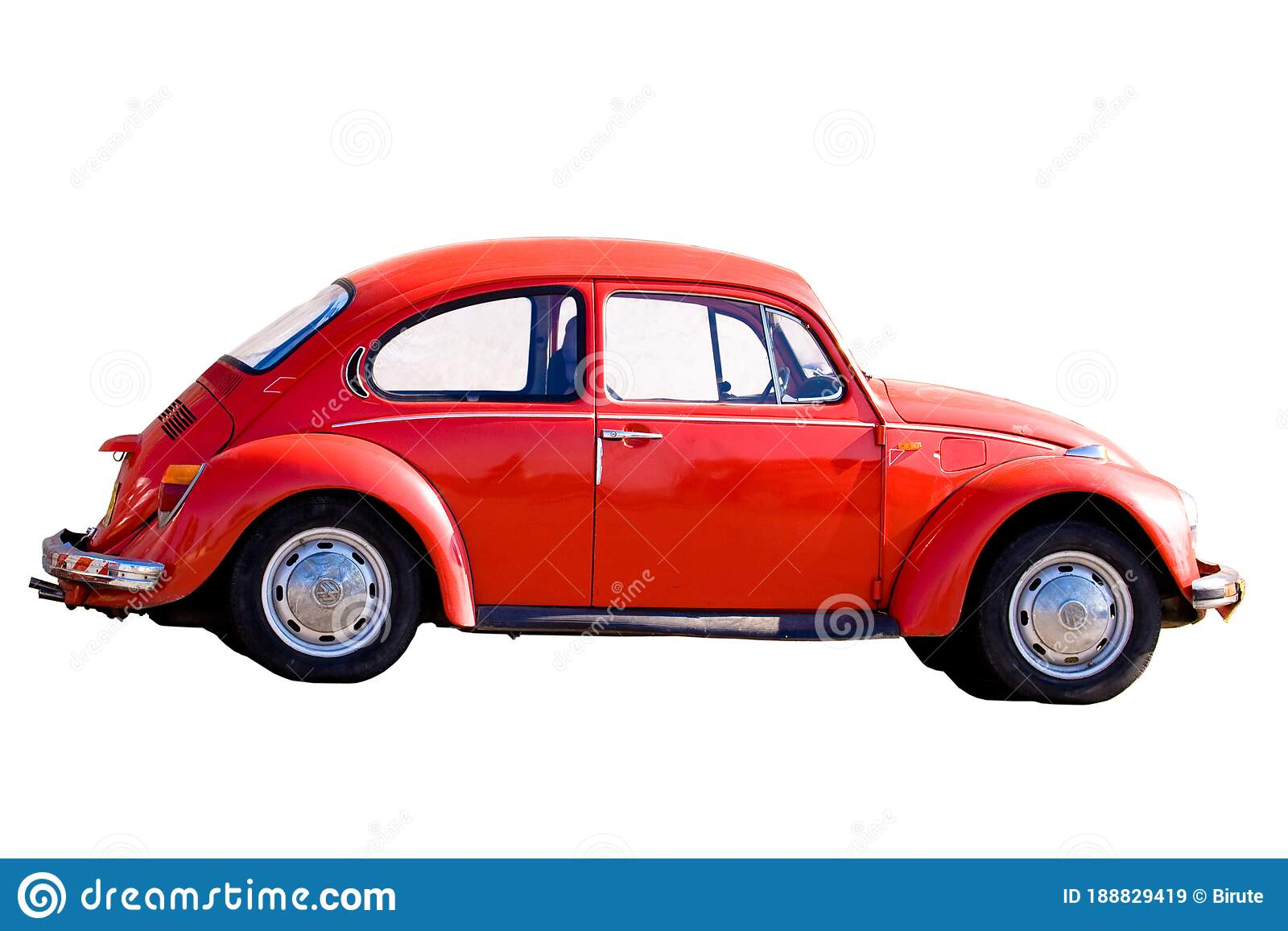 Red Car Editorial Stock Image Image Of Beetle Super 188829419