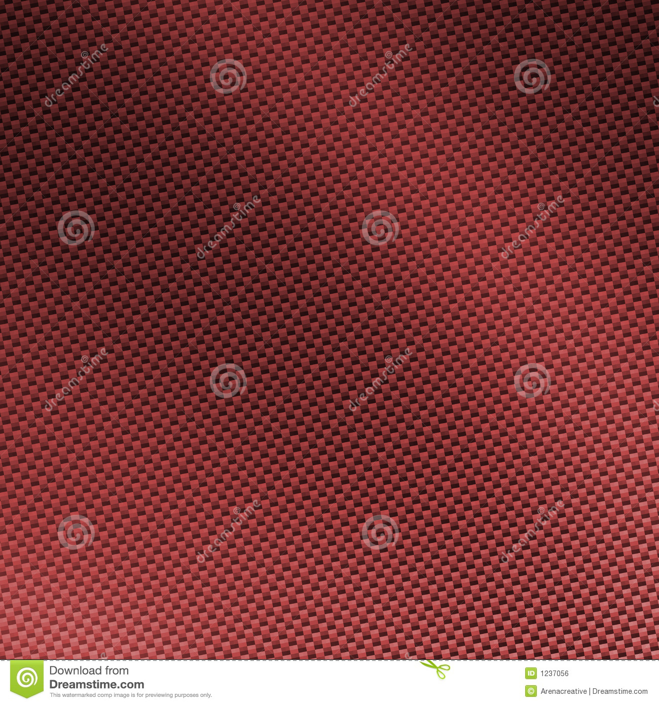 Red Carbon Fiber Royalty Free Stock Image - Image: 1237056