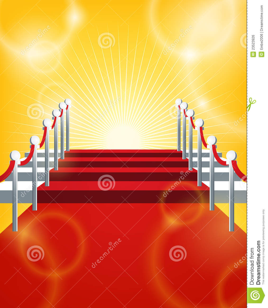 Red Carpet Background Viewing Gallery
