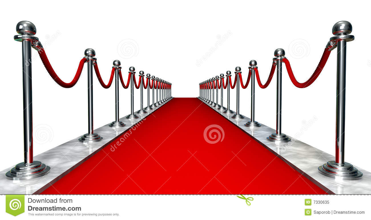 Red Carpet Entrance Royalty Free Stock Photo Image 7330635