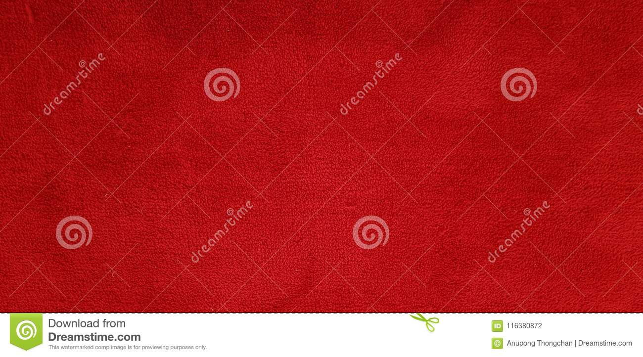 Red carpet texture and background detail