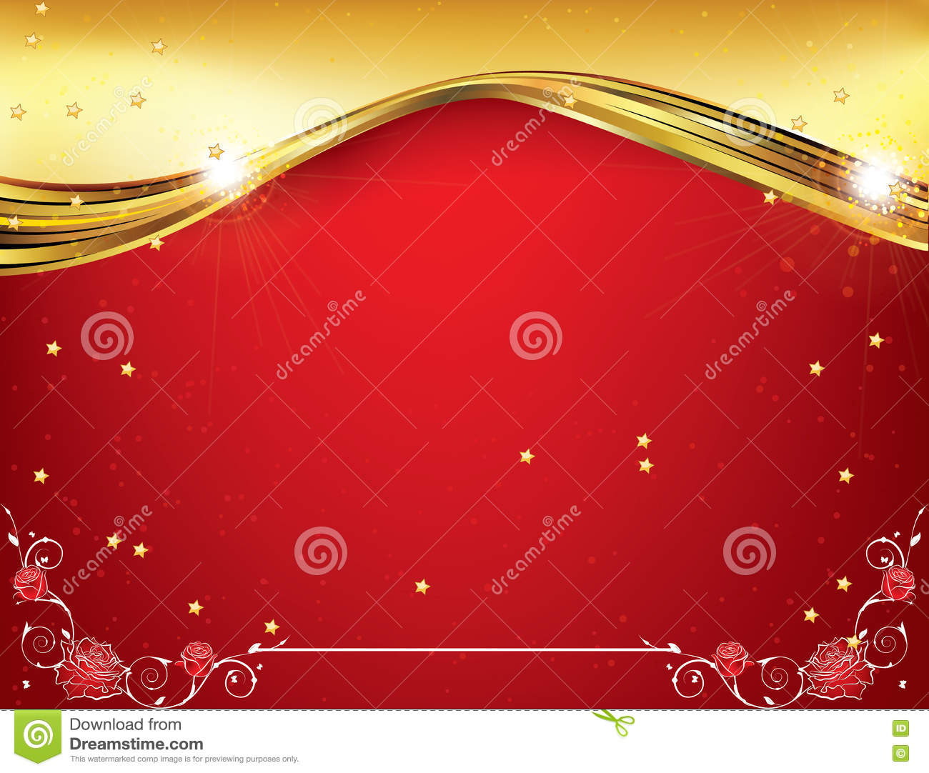 Red Celebration Background For Any Occasion Winter Holidays Wedding Invitations Post Cards Print Colors Used Greeting Card Custom Size