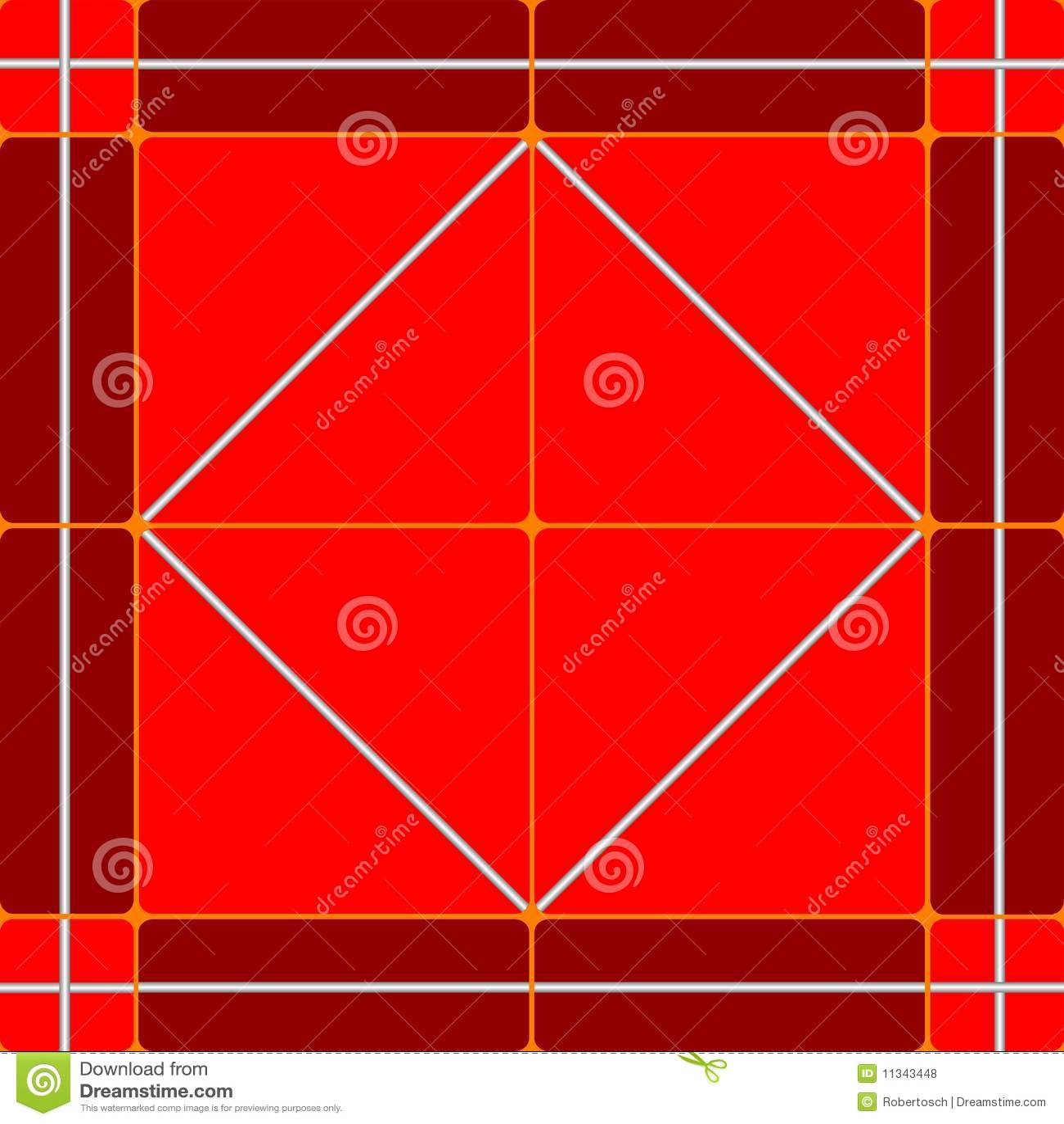 Red Ceramic Tiles Royalty Free Stock Photos Image 11343448