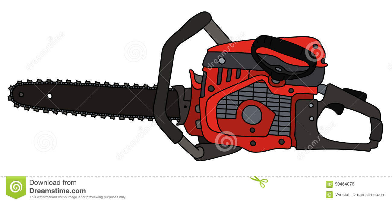 Chainsaw Cartoons Illustrations Amp Vector Stock Images