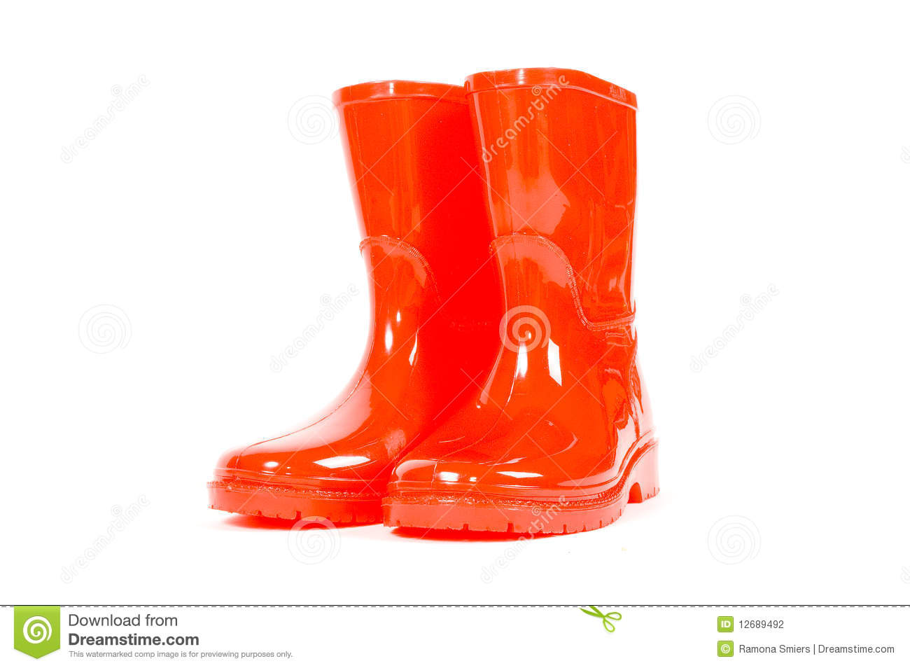 Red Rain Boots Clipart imagessearchq Red 20Rain