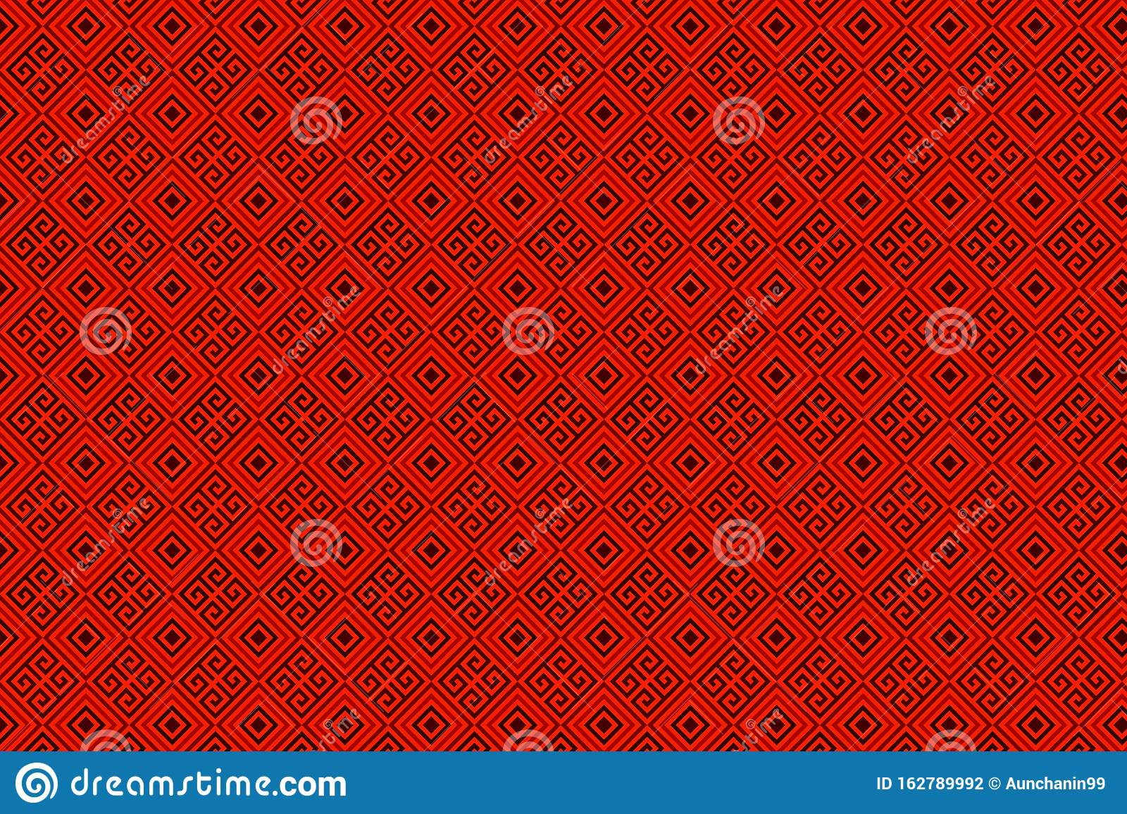 Red Chinese New year background . Illustration design