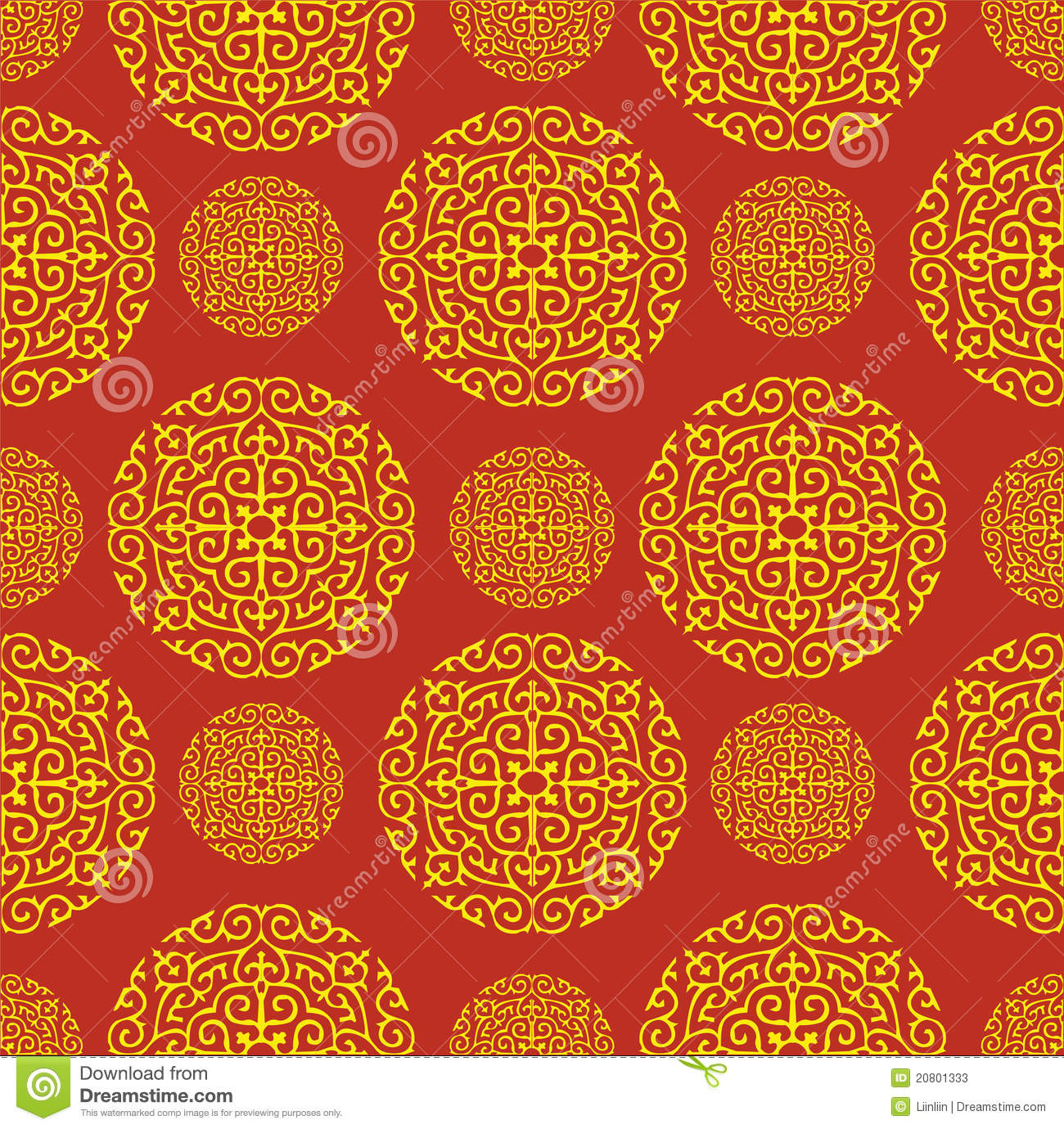 Red Chinese Pattern Background Stock Vector - Image: 20801333 | 1300 x 1380 jpeg 574kB