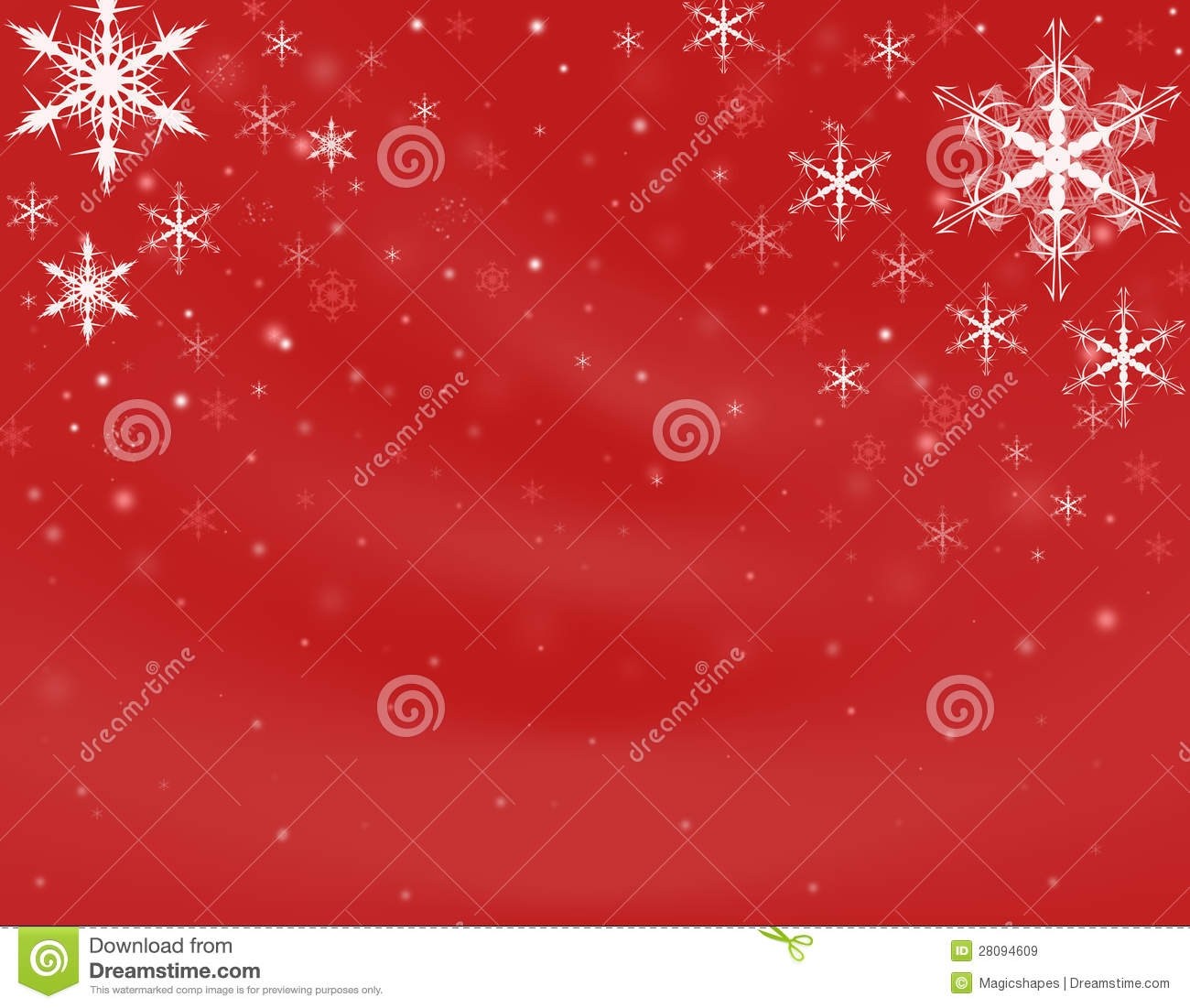 Christmas Background Images For Photoshop.Red Christmas Background Stock Illustration Illustration Of