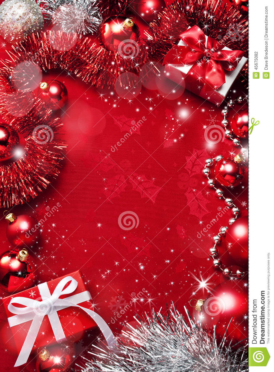 red christmas background stock photo image 45675082