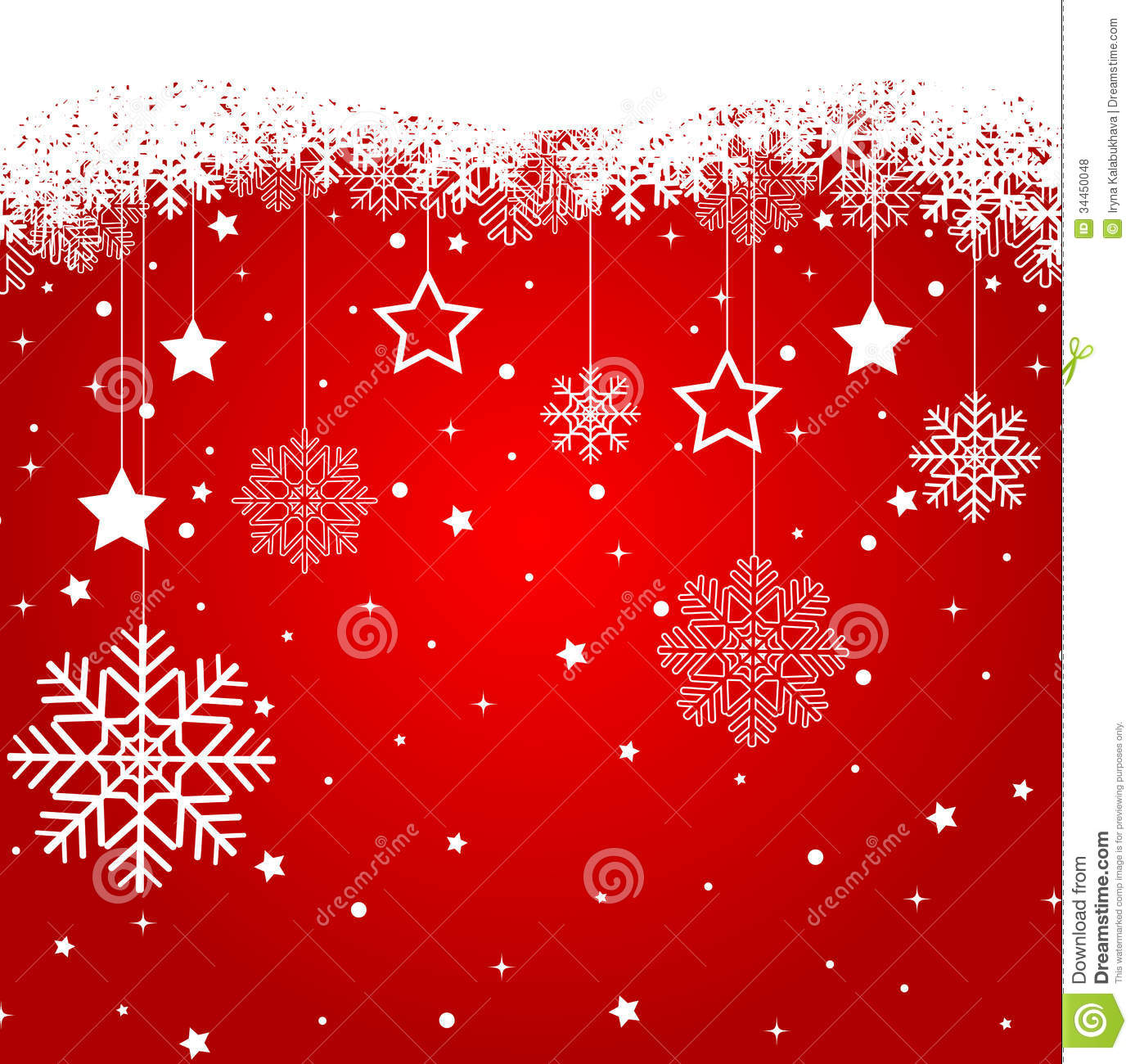 Red Christmas Background Royalty Free Stock Photos - Image: 34450048