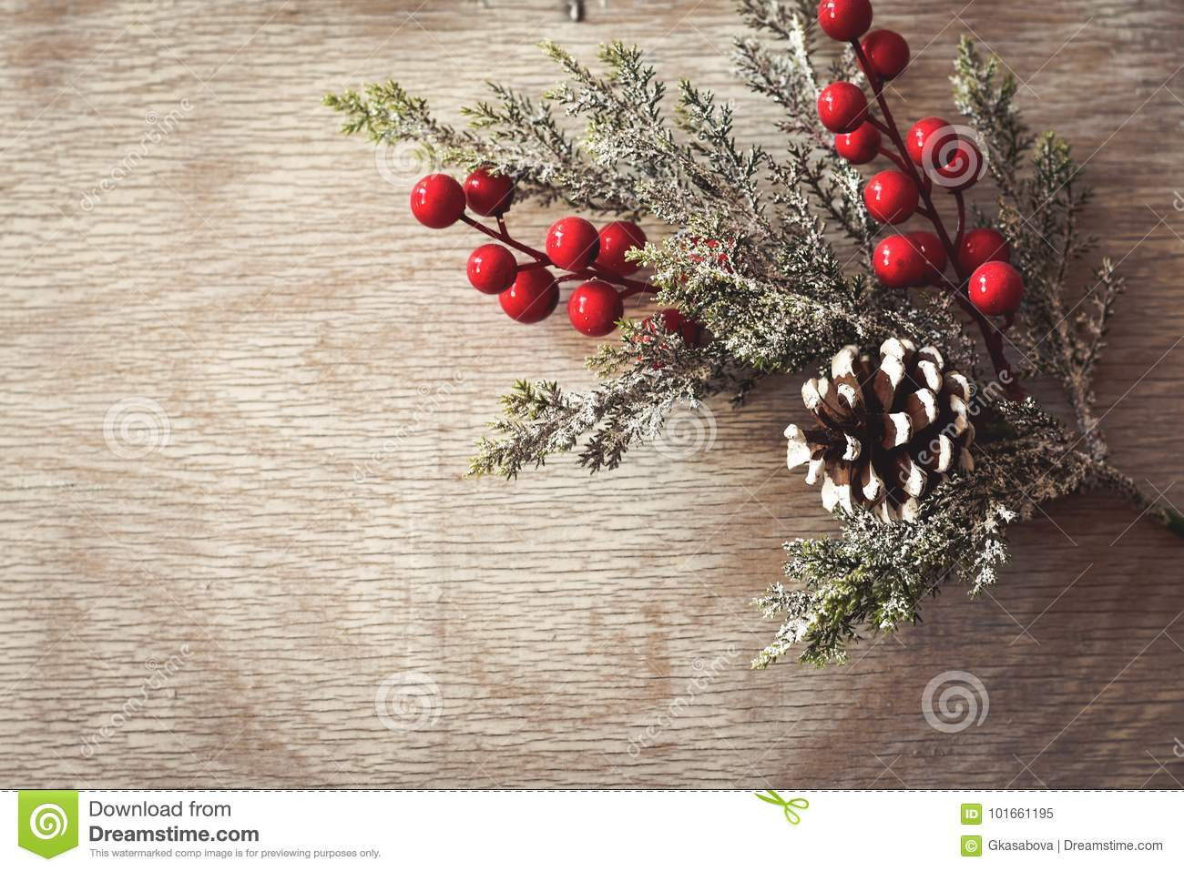 Christmas Greeting Card Background Stock Image - Image of copyspace ...