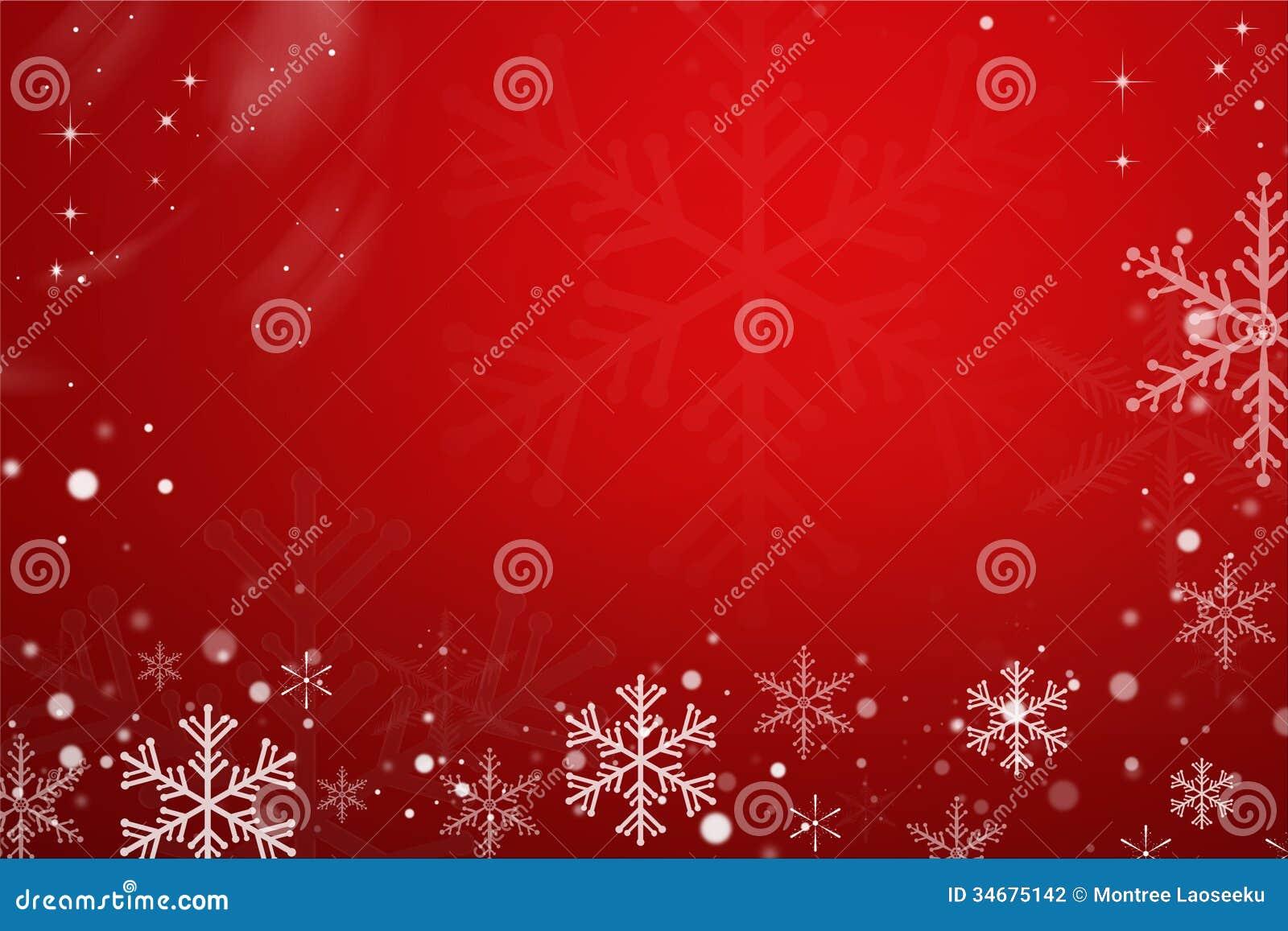 Red christmas snowflake stock illustration image of