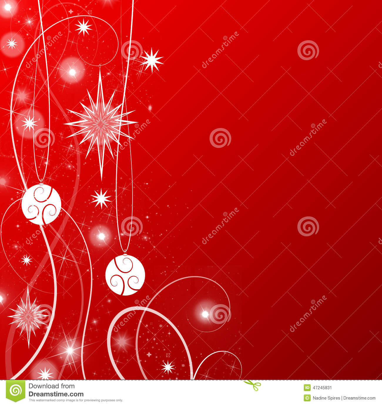 red christmas theme stock image image of celebration