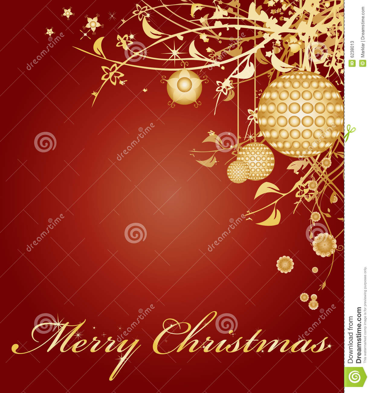red christmas themed frame background pattern stock vector