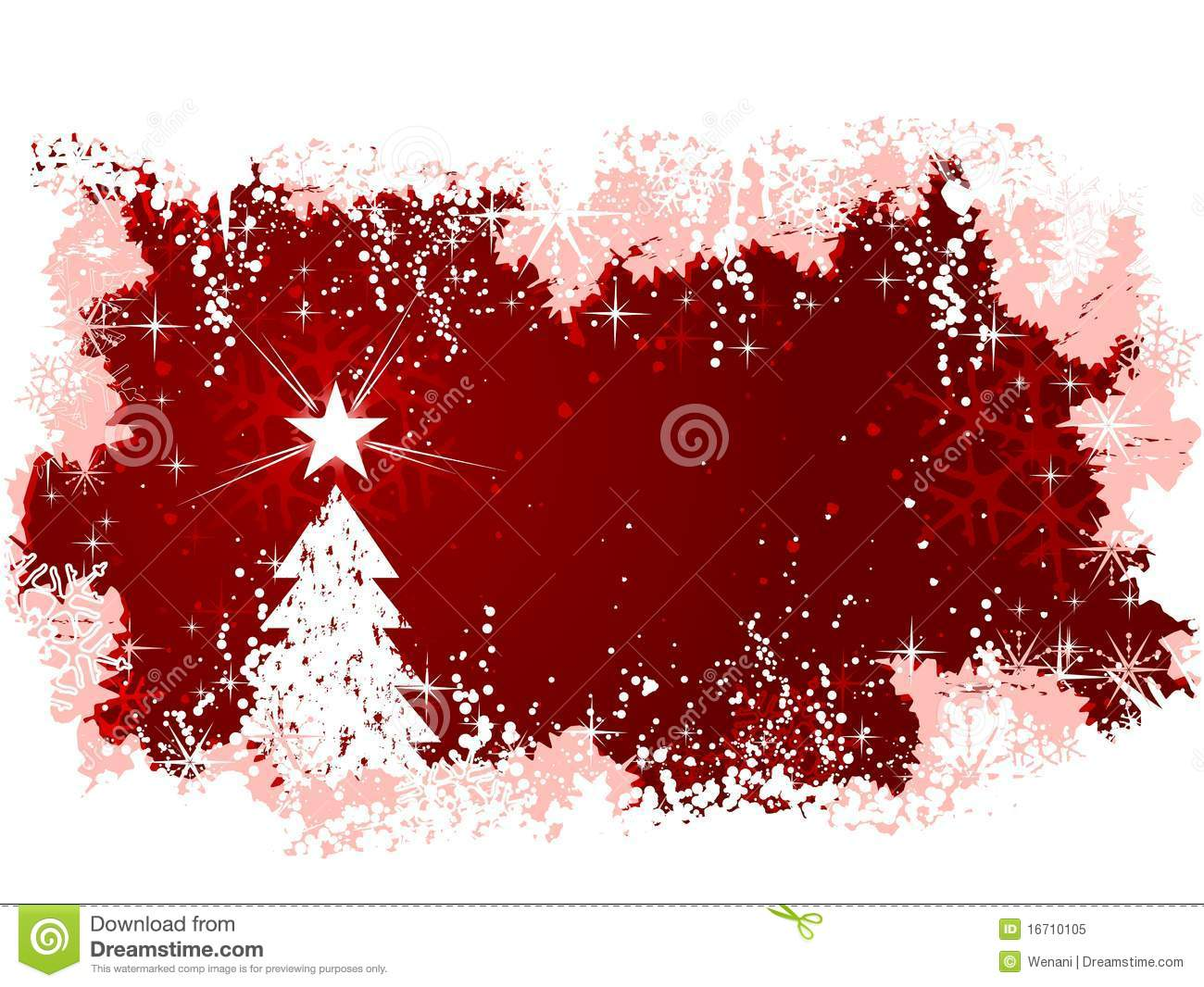 red christmas tree background - photo #23
