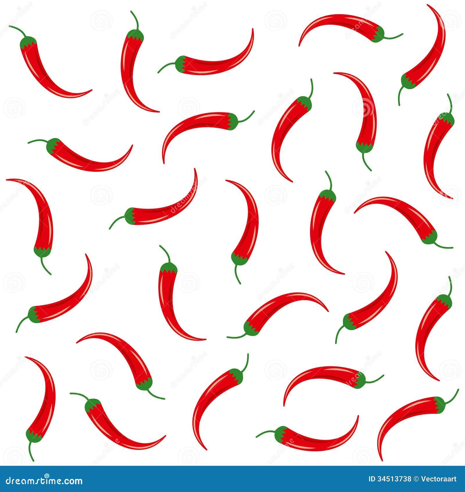 Red cili background stock vector illustration of culture 34513738 download comp altavistaventures Images