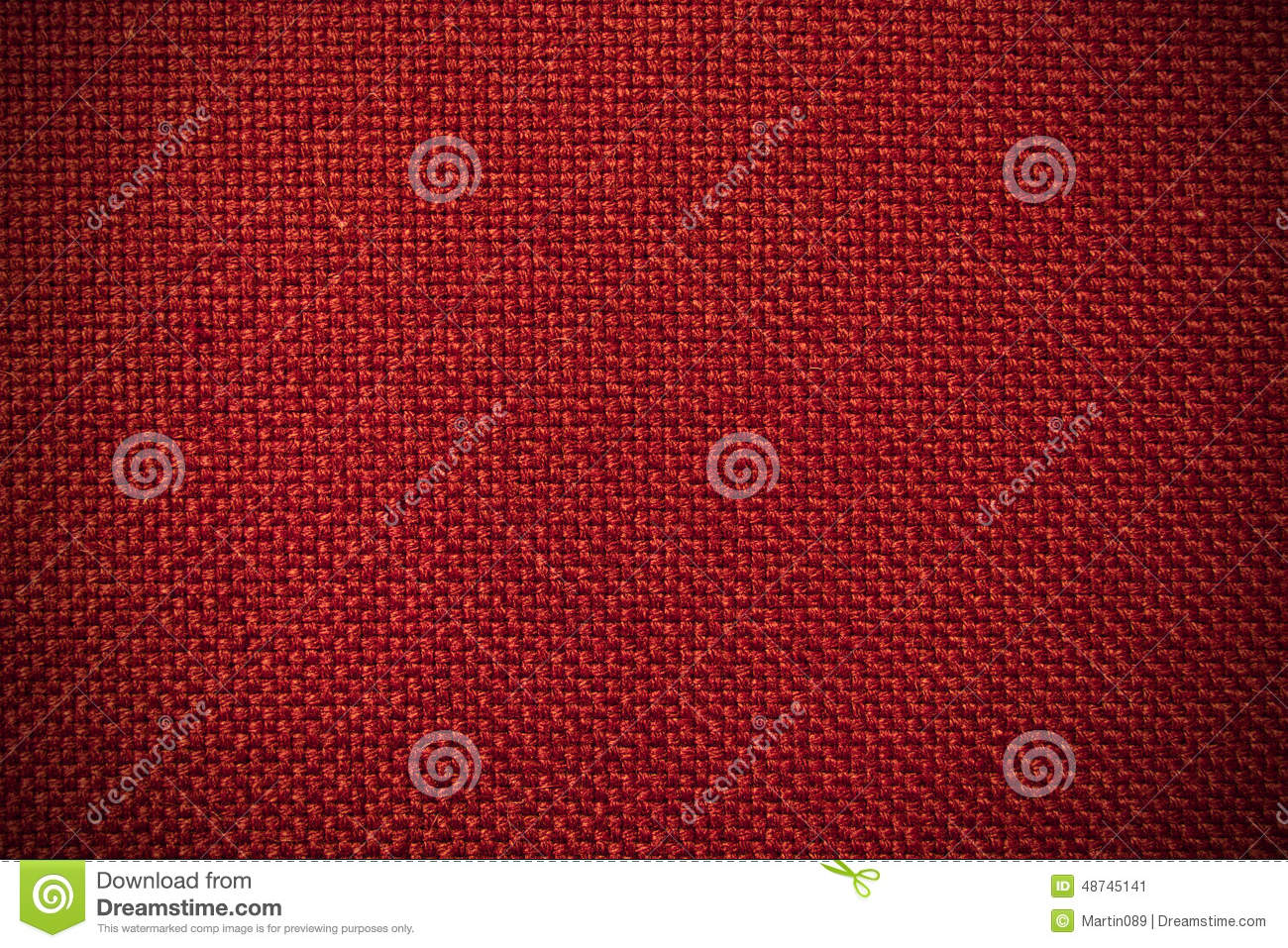 Fabric Book Cover Texture : Red cloth background stock photo image