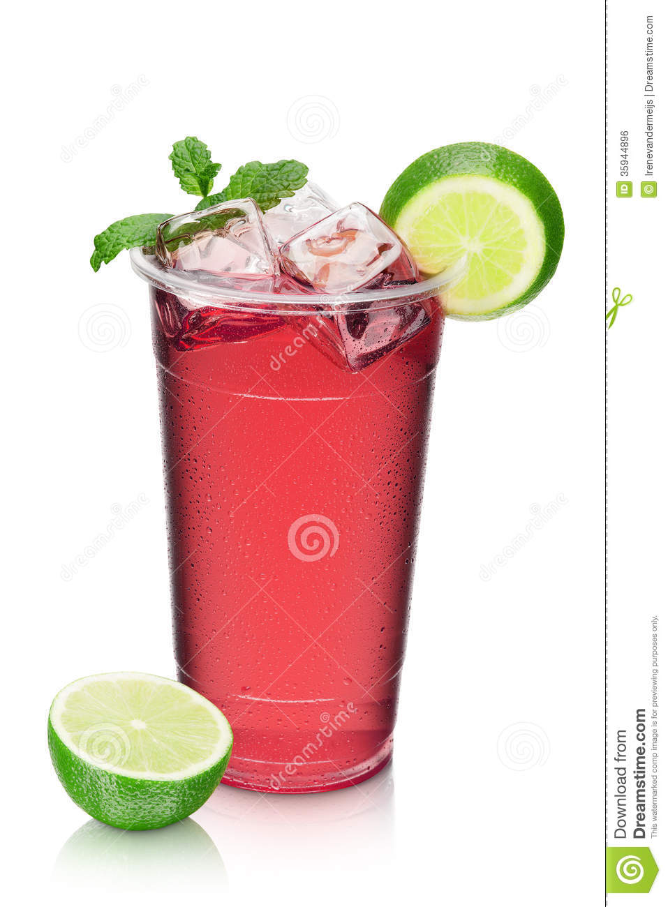 red cocktail drink with lime slice and mint royalty free ice cube clip art preschool ice cube clip art spilled on floor