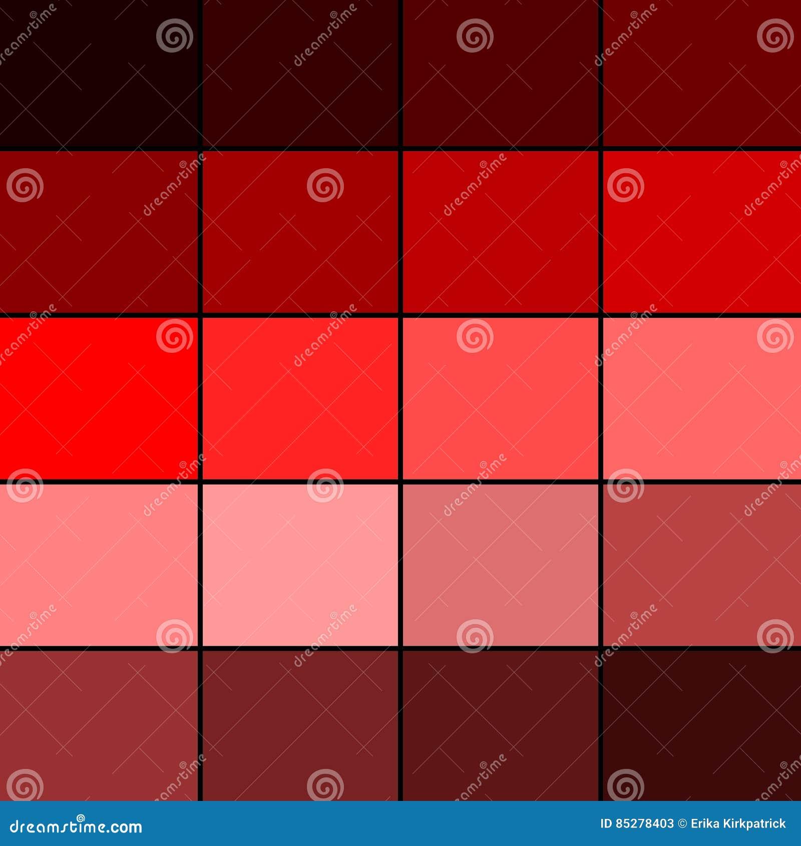 Uncategorized Red Color Pallette red color palette stock illustration image of colored 85278403 palette