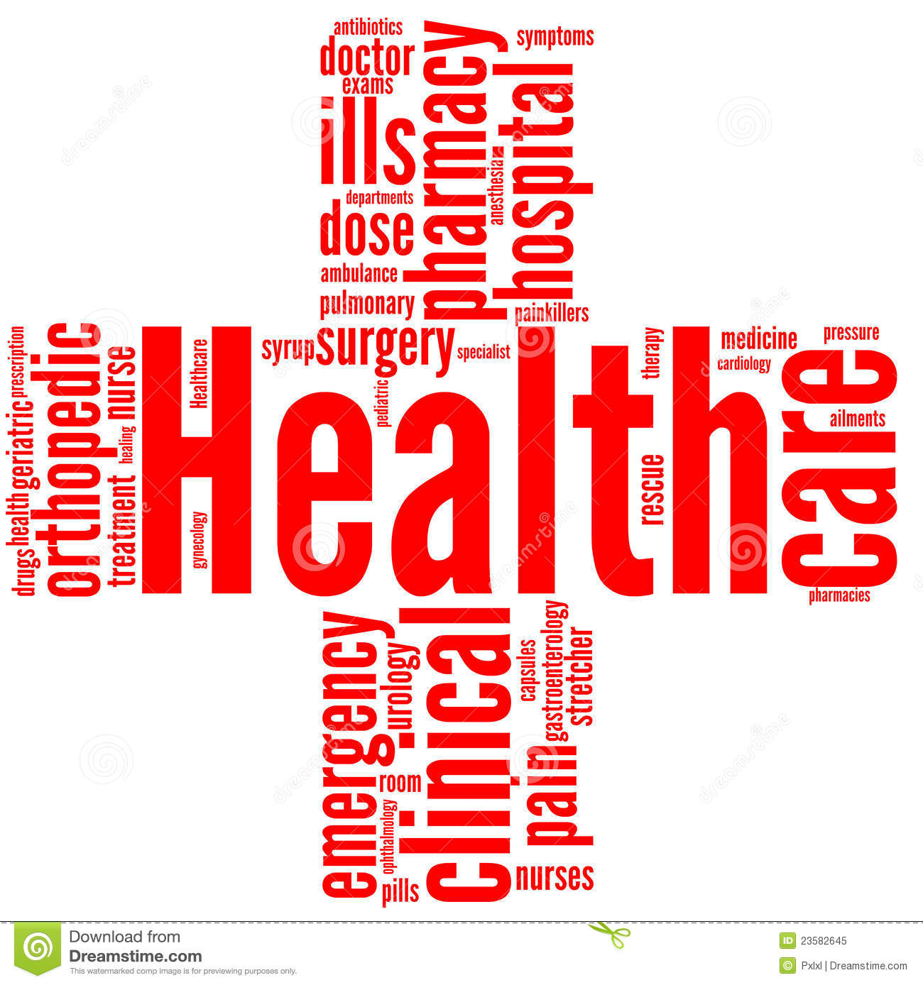Red cross health and wellbeing tag or word cloud stock red cross health and wellbeing tag or word cloud buycottarizona Choice Image
