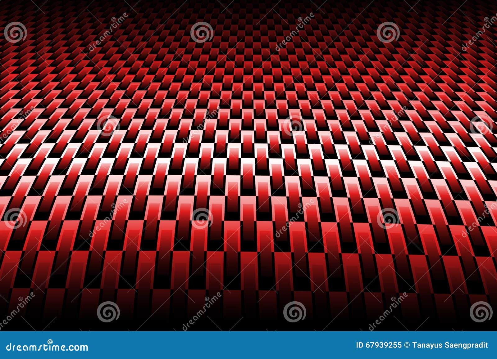 red curve carbon fiber stock illustration