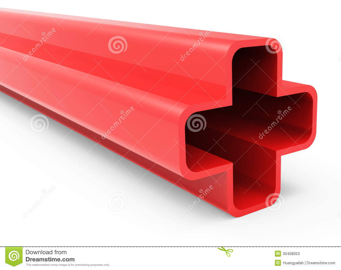 red 3d plus sign stock photos image 30408053