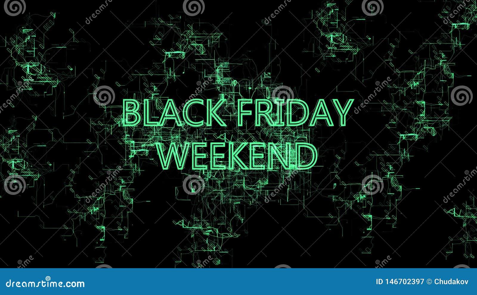 Red de Digitaces Muestra ?fin de semana de Black Friday ?