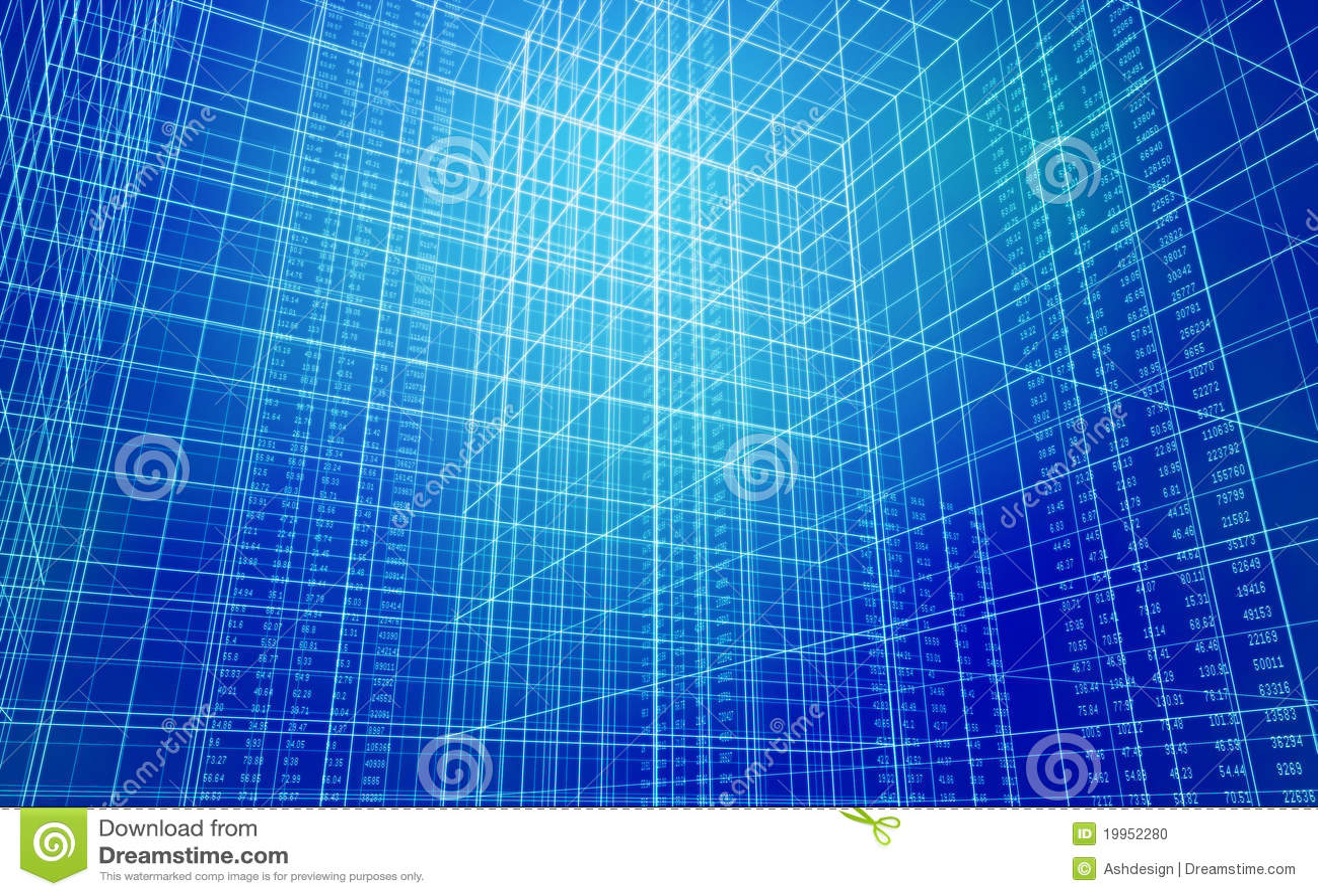 Red de los datos