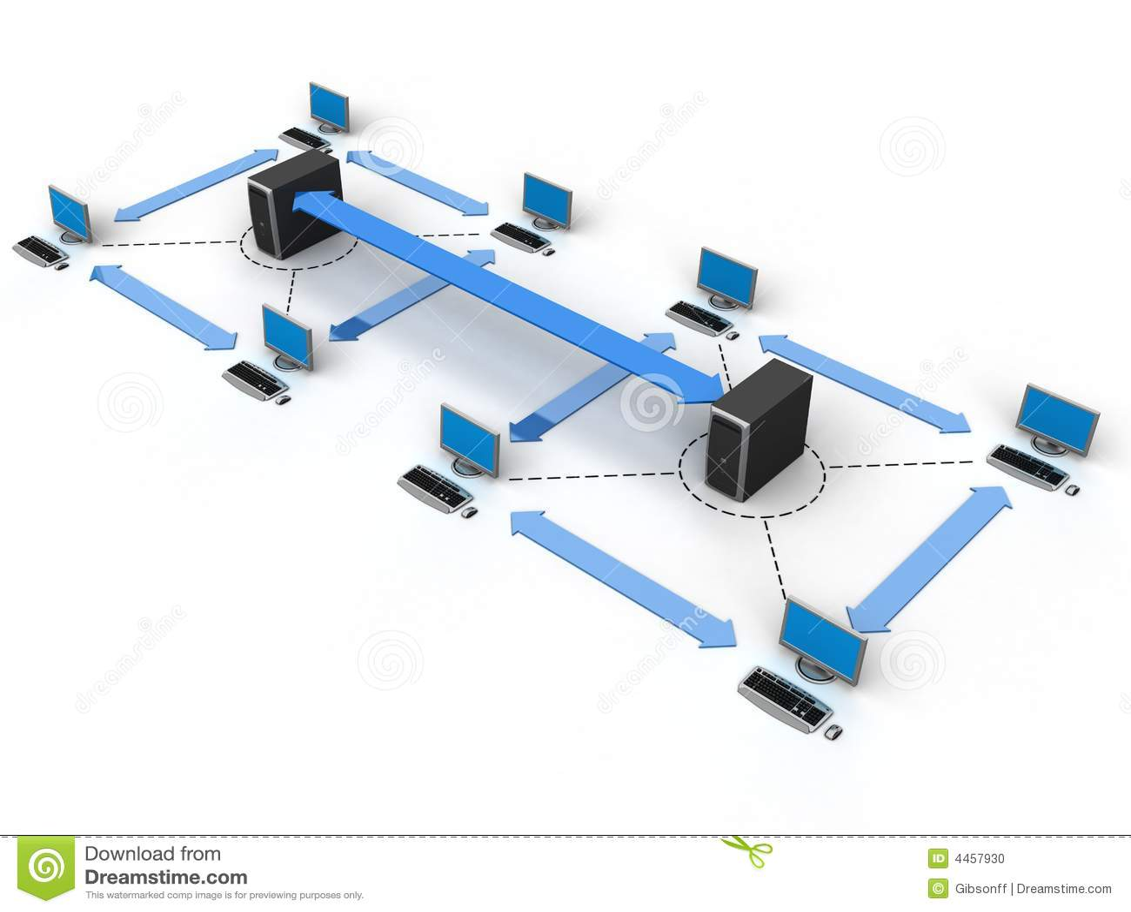 Red de ordenadores