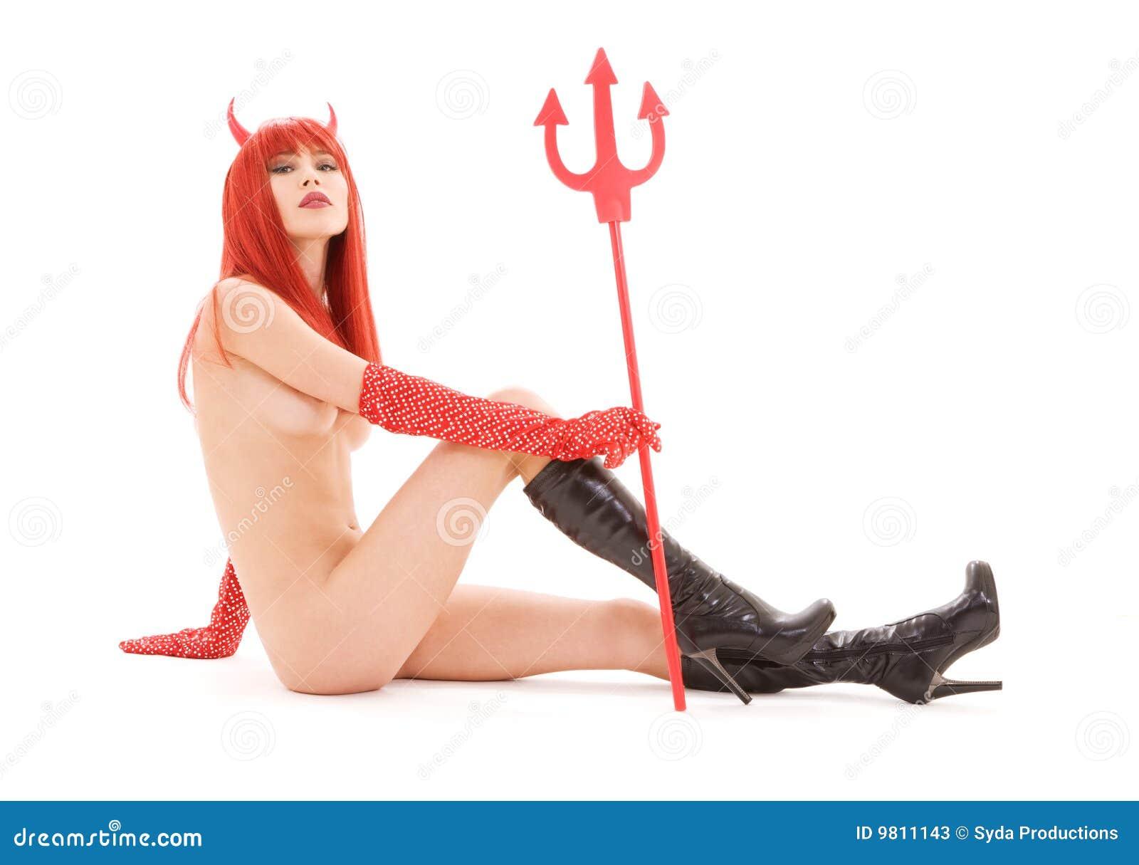 Devil girl sex nude sex photo