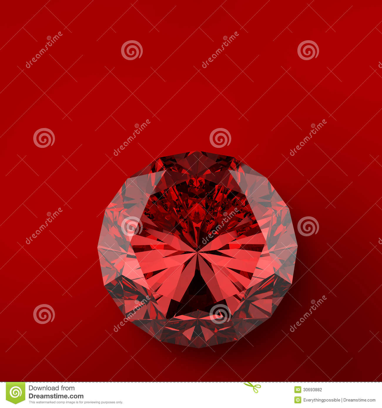 red diamonds background-#15