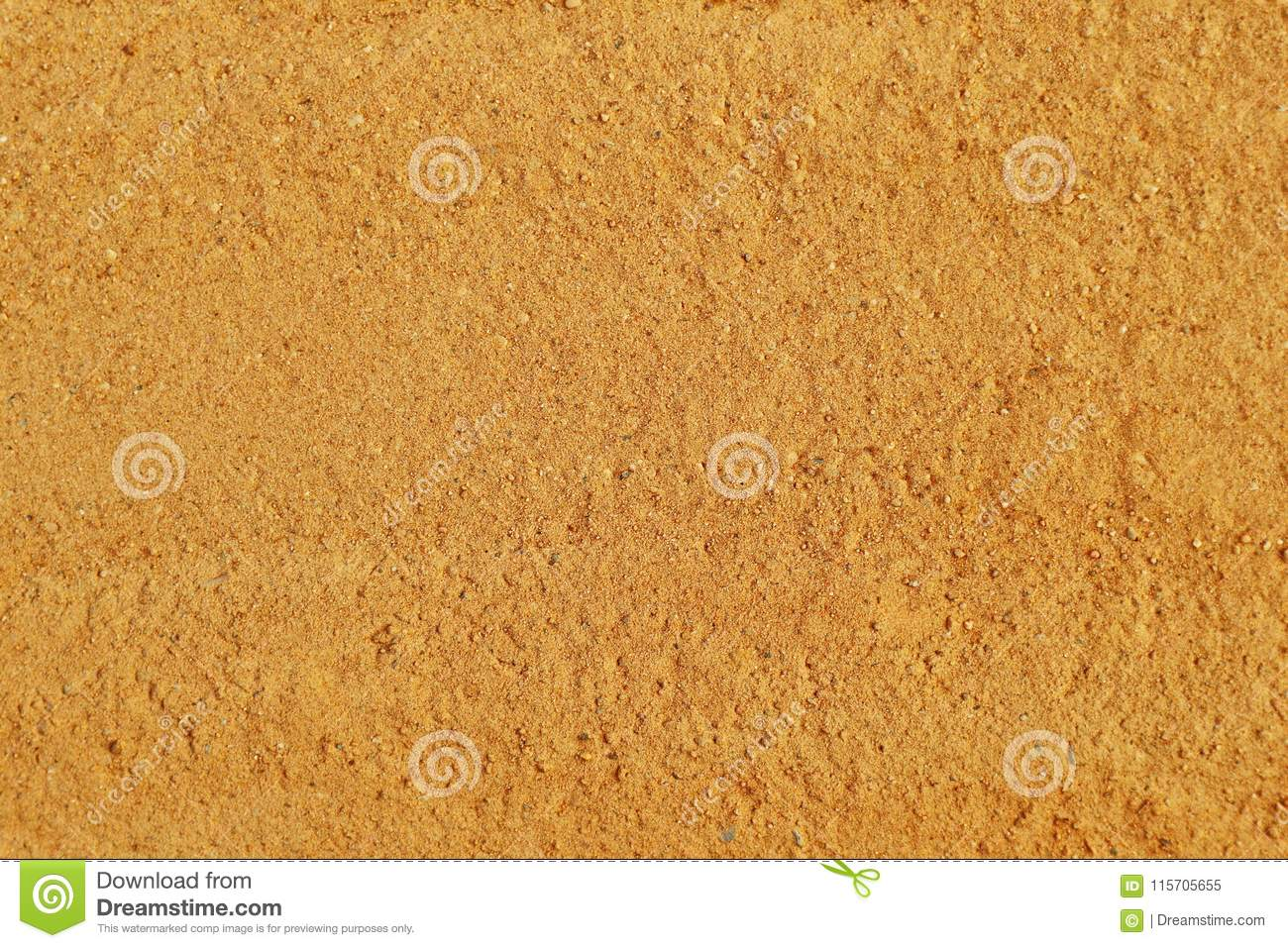 Red Dirt Background / Red Dirt Texture
