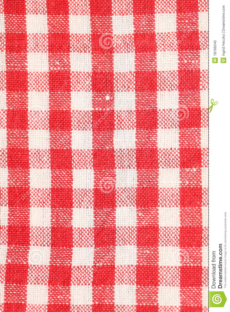 Royalty Free Stock Photo. Download Red Dish Towel ...