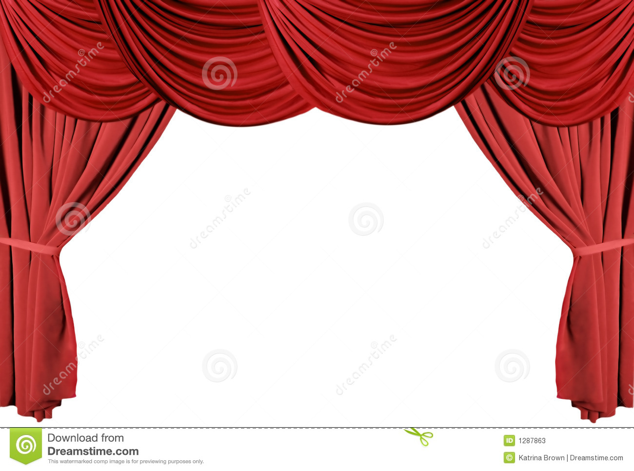 red draped theater curtains series 3 stock image image of culture