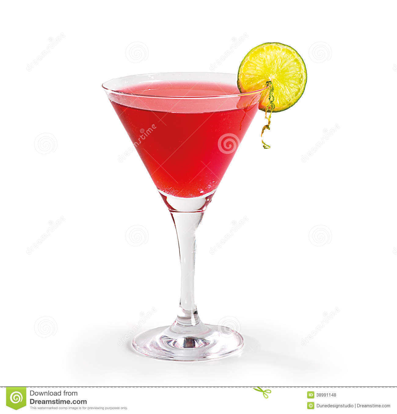Red drink stock photo image 38991148 - Cocktail dekoration ...